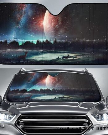 Animal Planets Car Auto Sun Shades 230916