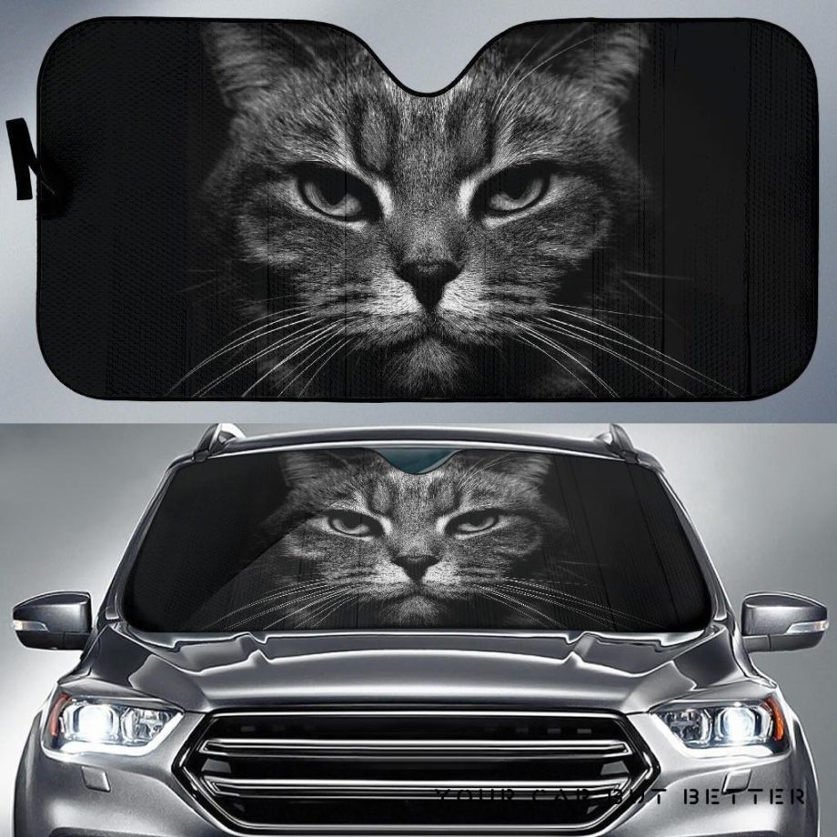 Cat Eyes Car Auto Sun Shades 230916