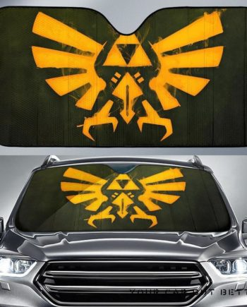 Legend Of Zelda Car Auto Sun Shades 230916