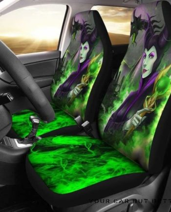 Maleficent Car Seat Covers 151621