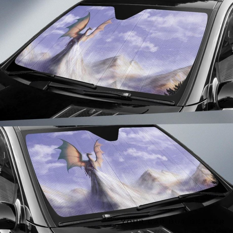 Mountain Dragon Car Auto Sun Shades 230916