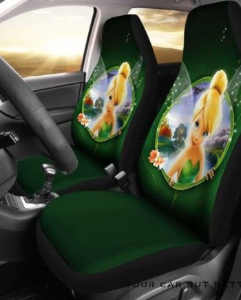 Tinkerbell Car Seat Covers 151621