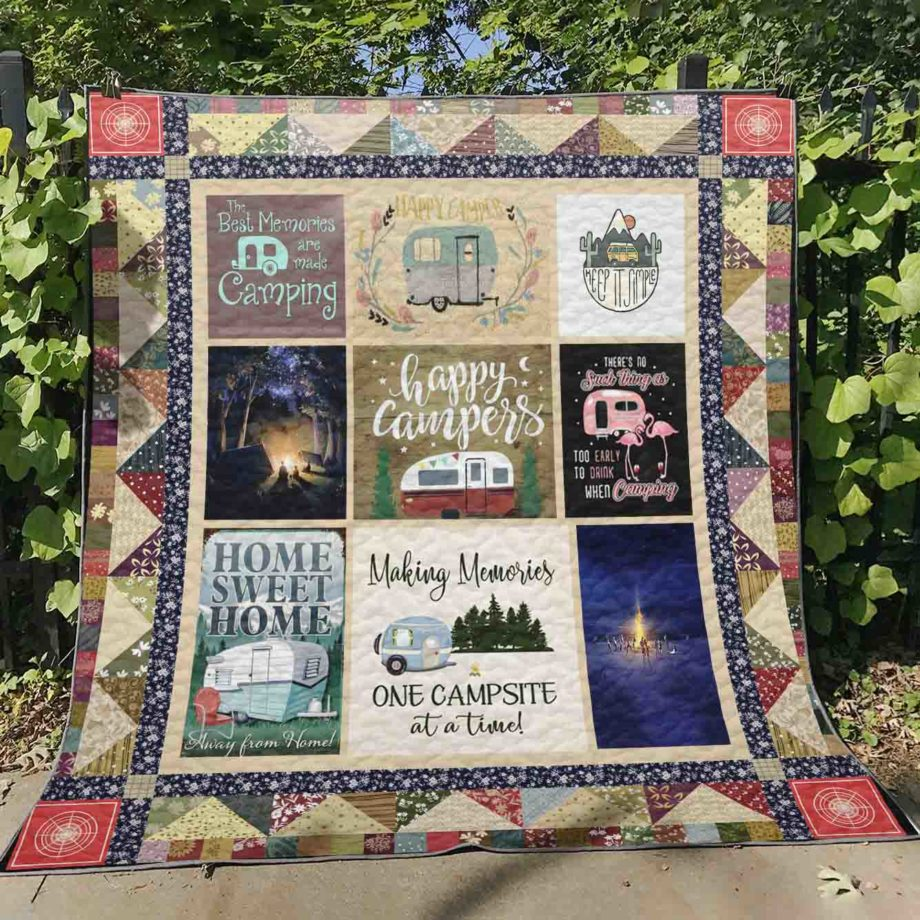 Camping  Quilt Blanket KWP820193