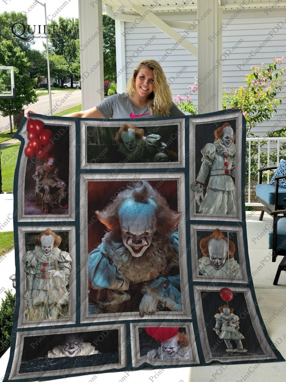 Pennywise Quilt