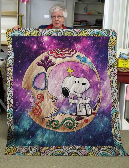 Snoopy  Quilt Blanket KWP89