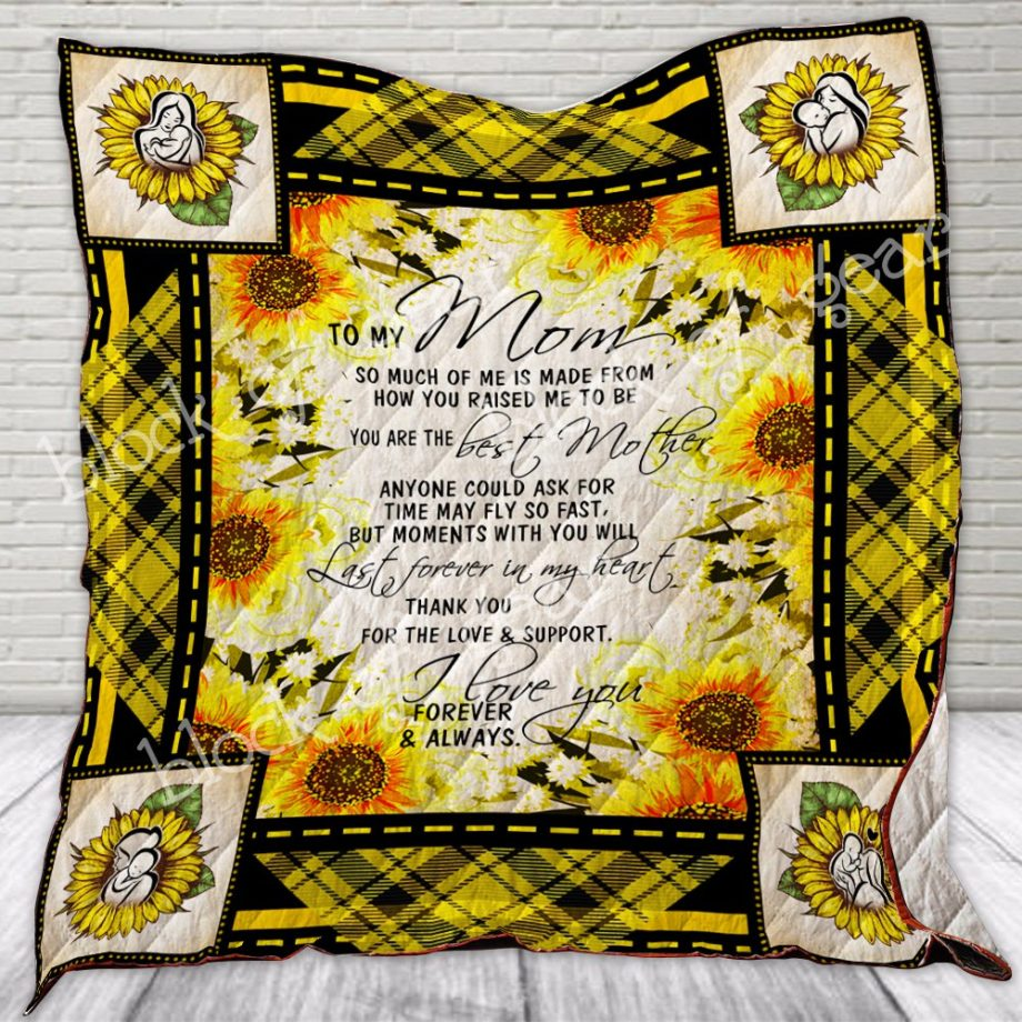 To my mom Quilt KPW538 KP-204