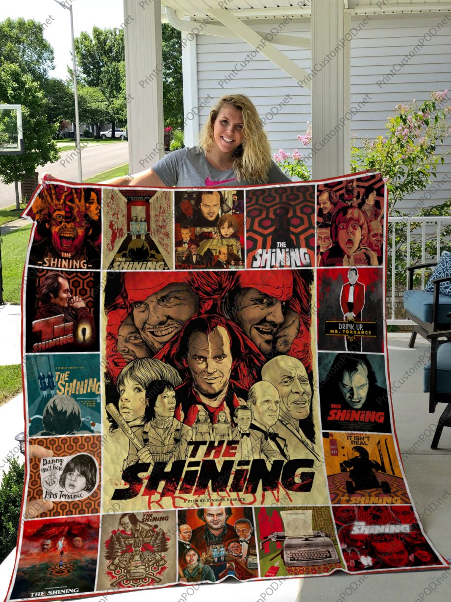 H The Shining Quilt Blanket