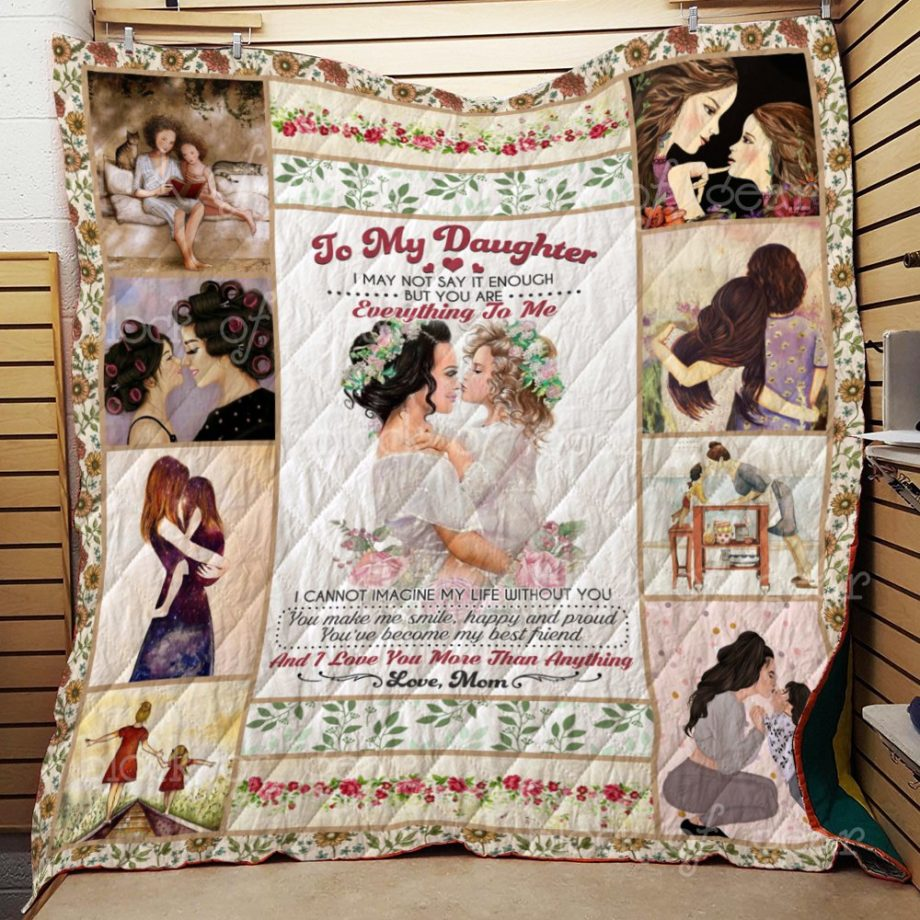 To my daughter Quilt KPW590b KP-71