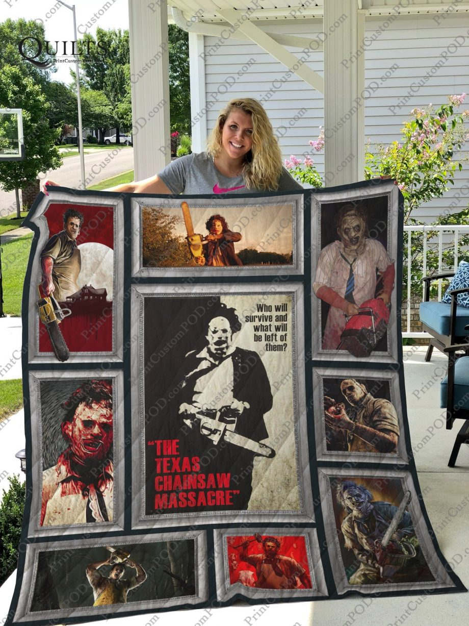 Leatherface Quilt
