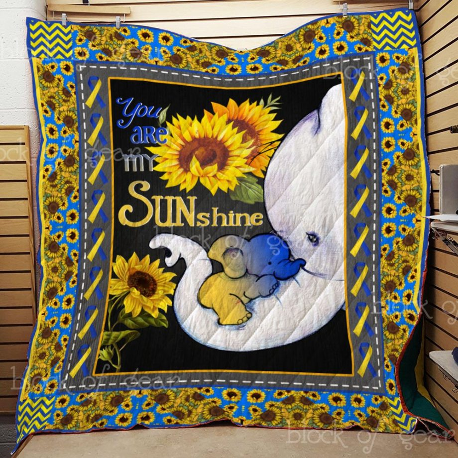 You are my sunshine Quilt KPW530 KP-86