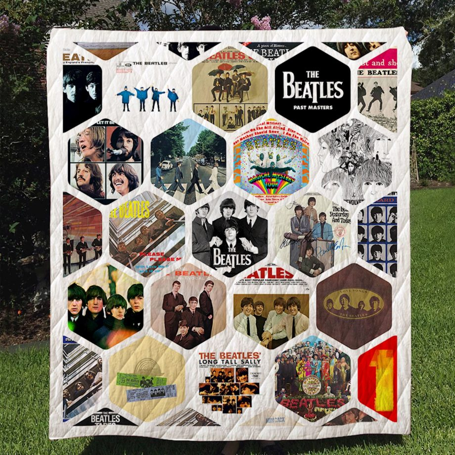The Beatles Quilt For Fans