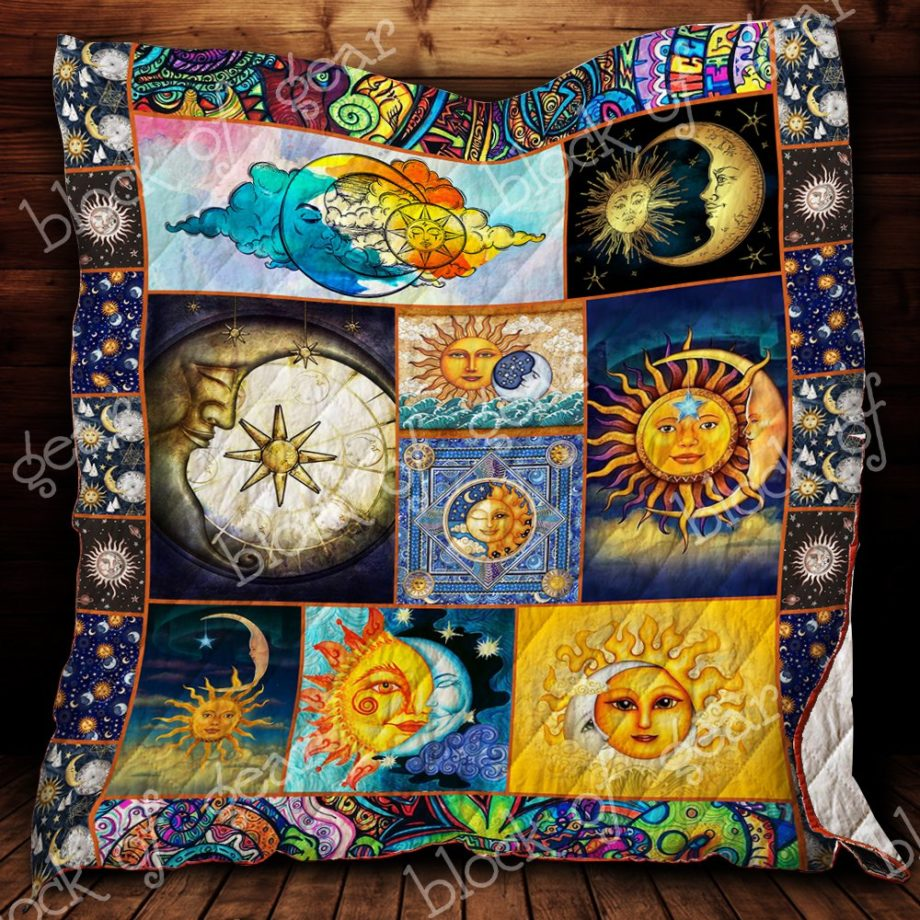 The Sun And The Moon Quilt SS225 KP-59