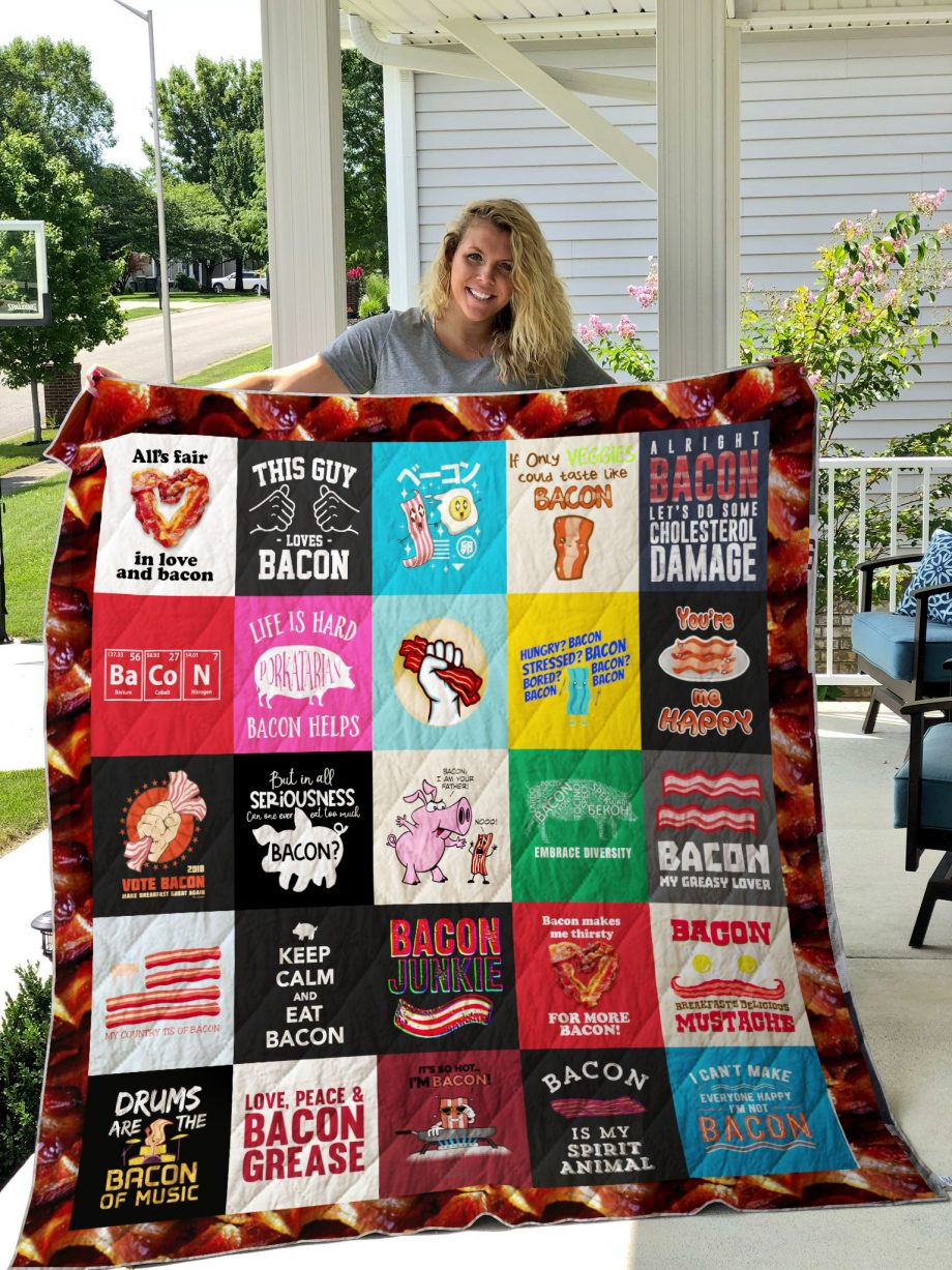 Bacons Quilt