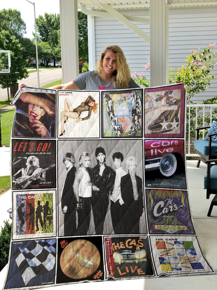 The Cars 2 Quilt Blanket