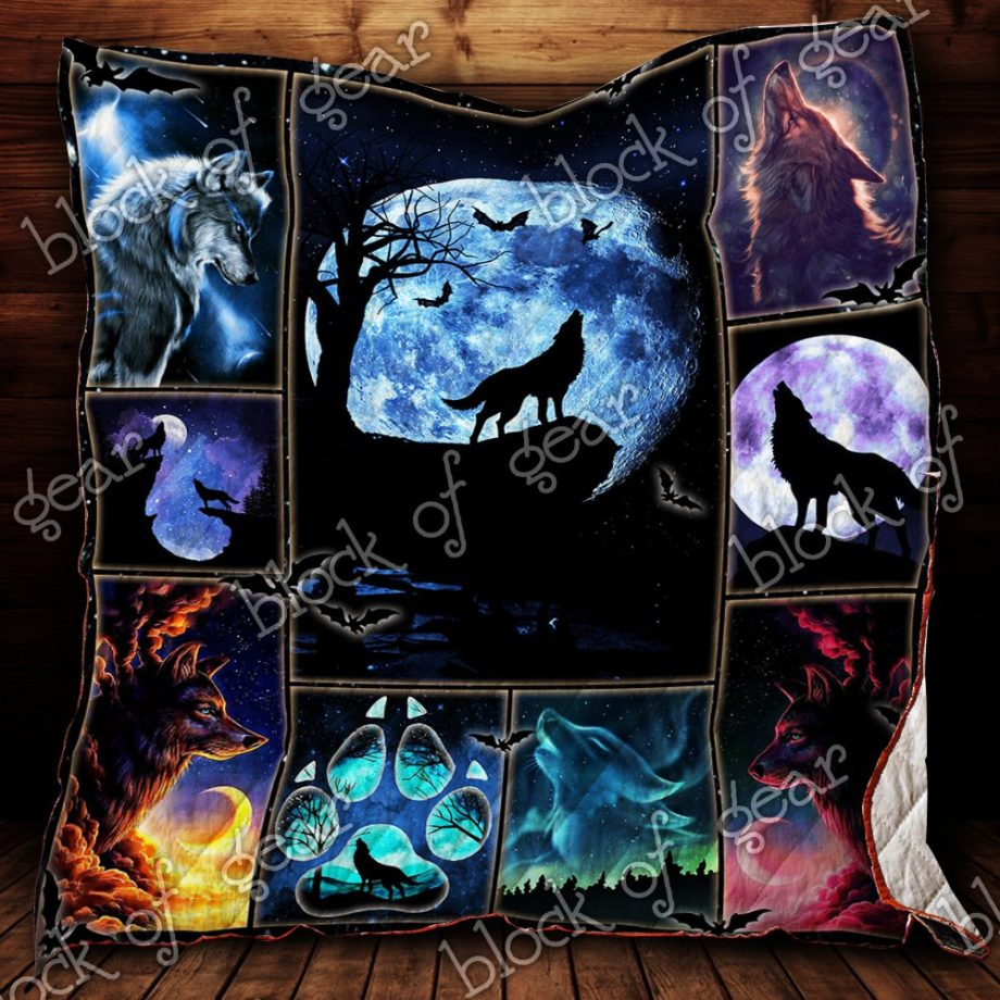 Wolf Moon Quilt P416 KP-45