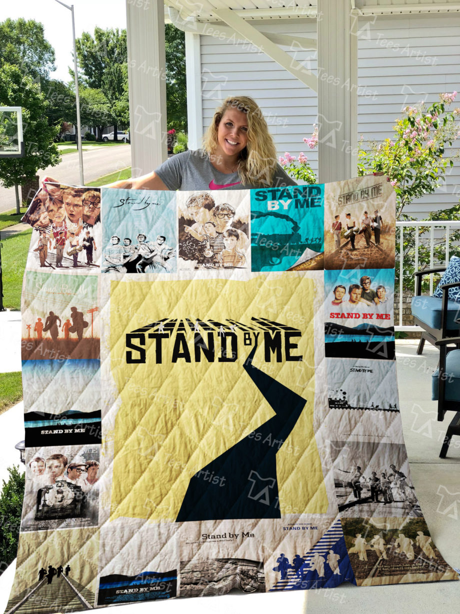 Stand by Me Quilt Blanket 0551