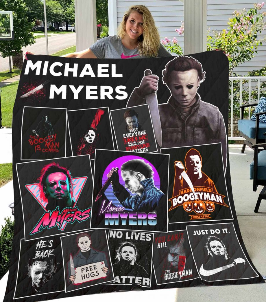 Michael Myers New Quilt 1809