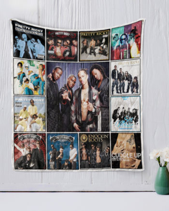 Pretty Ricky Quilt Blanket KP-34