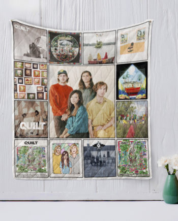 Quilt (band) Quilt Blanket KP-24