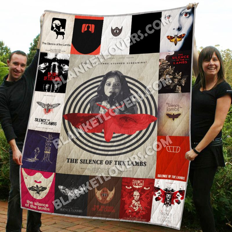 The Silence of the Lambs Quilt Blanket for Fans KPW1806
