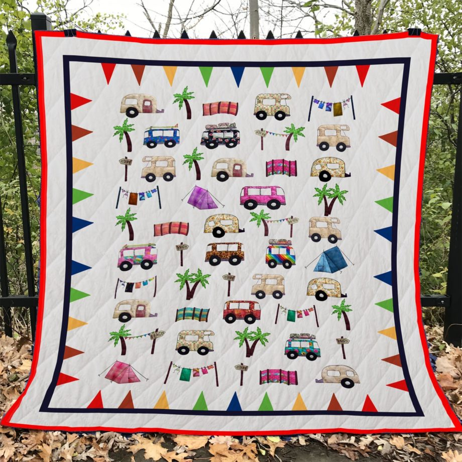 Camping  Quilt  KWP0036