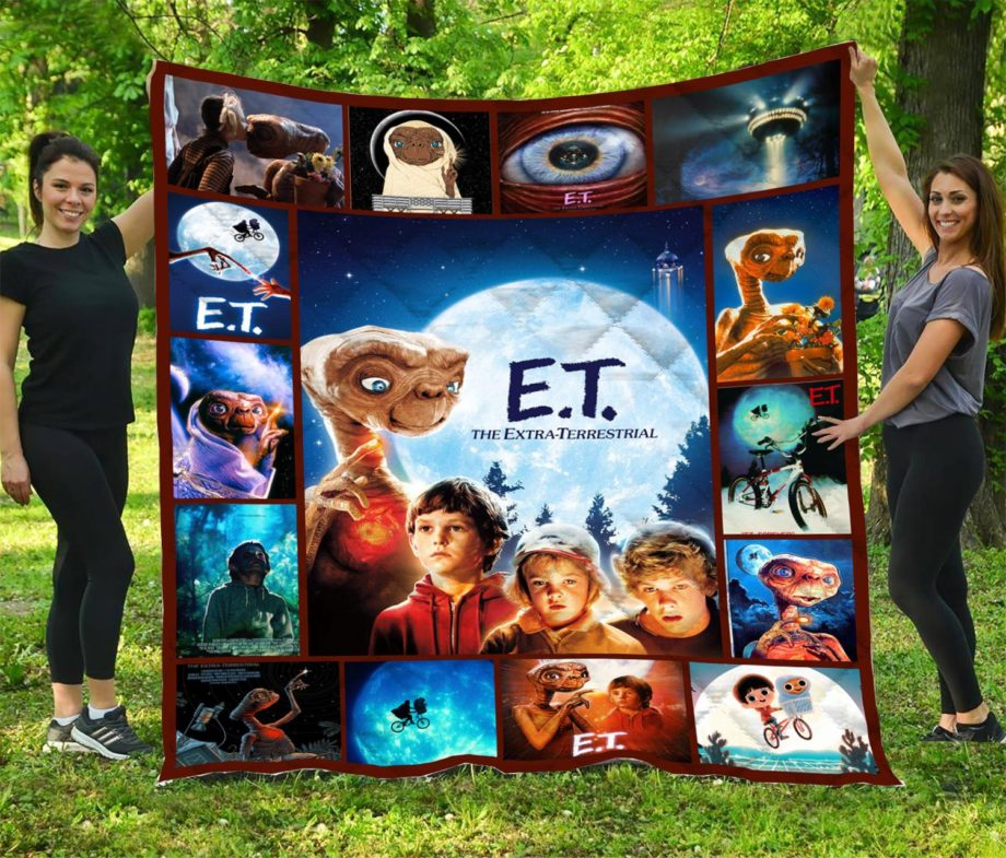 E.T. The Extra-Terrestrial  Quilt