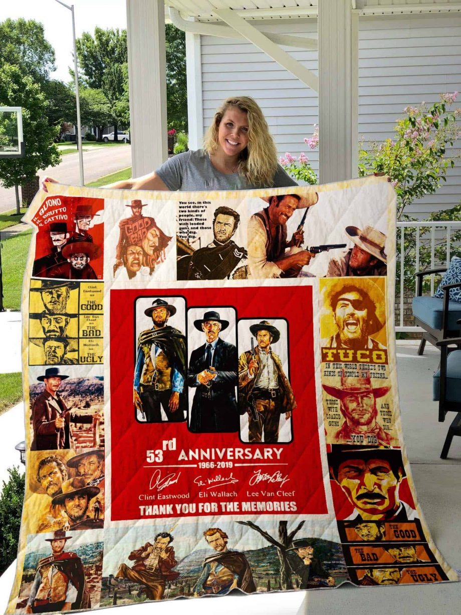 The Good, the Bad and the Ugly Quilt