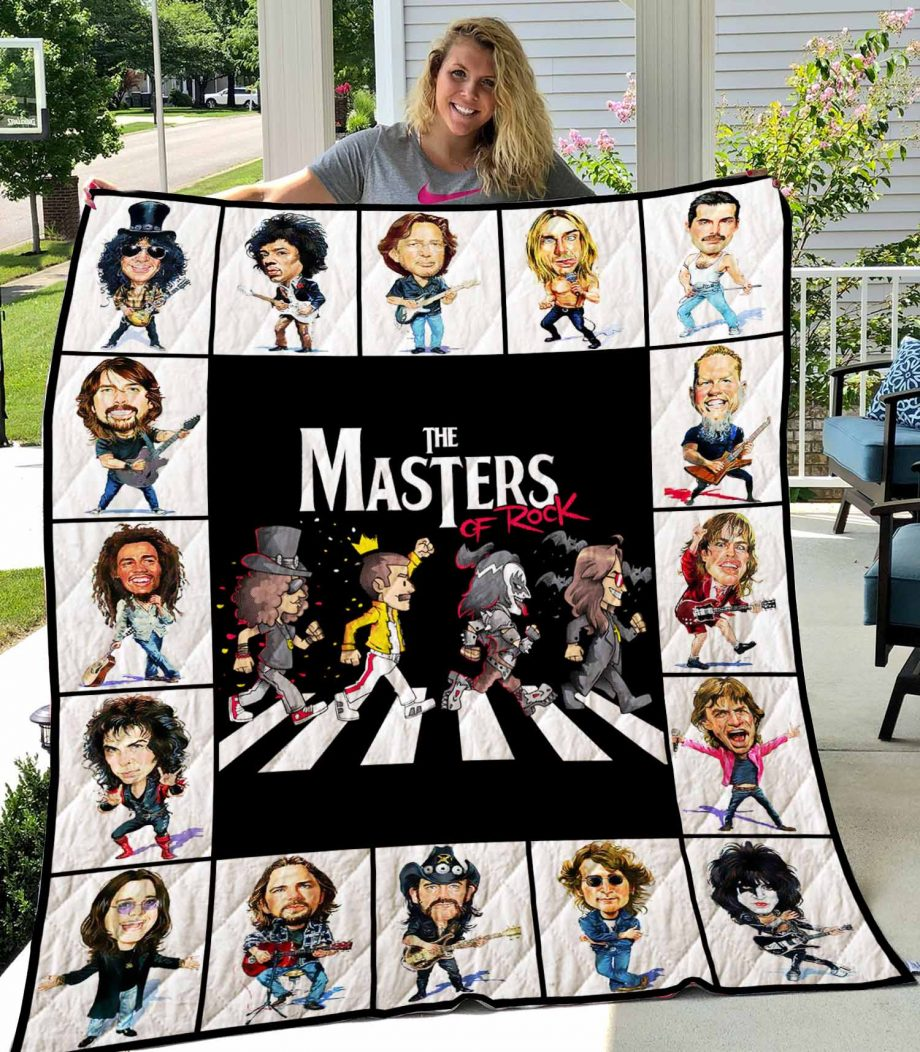 The Masters of Rock Quilt0489