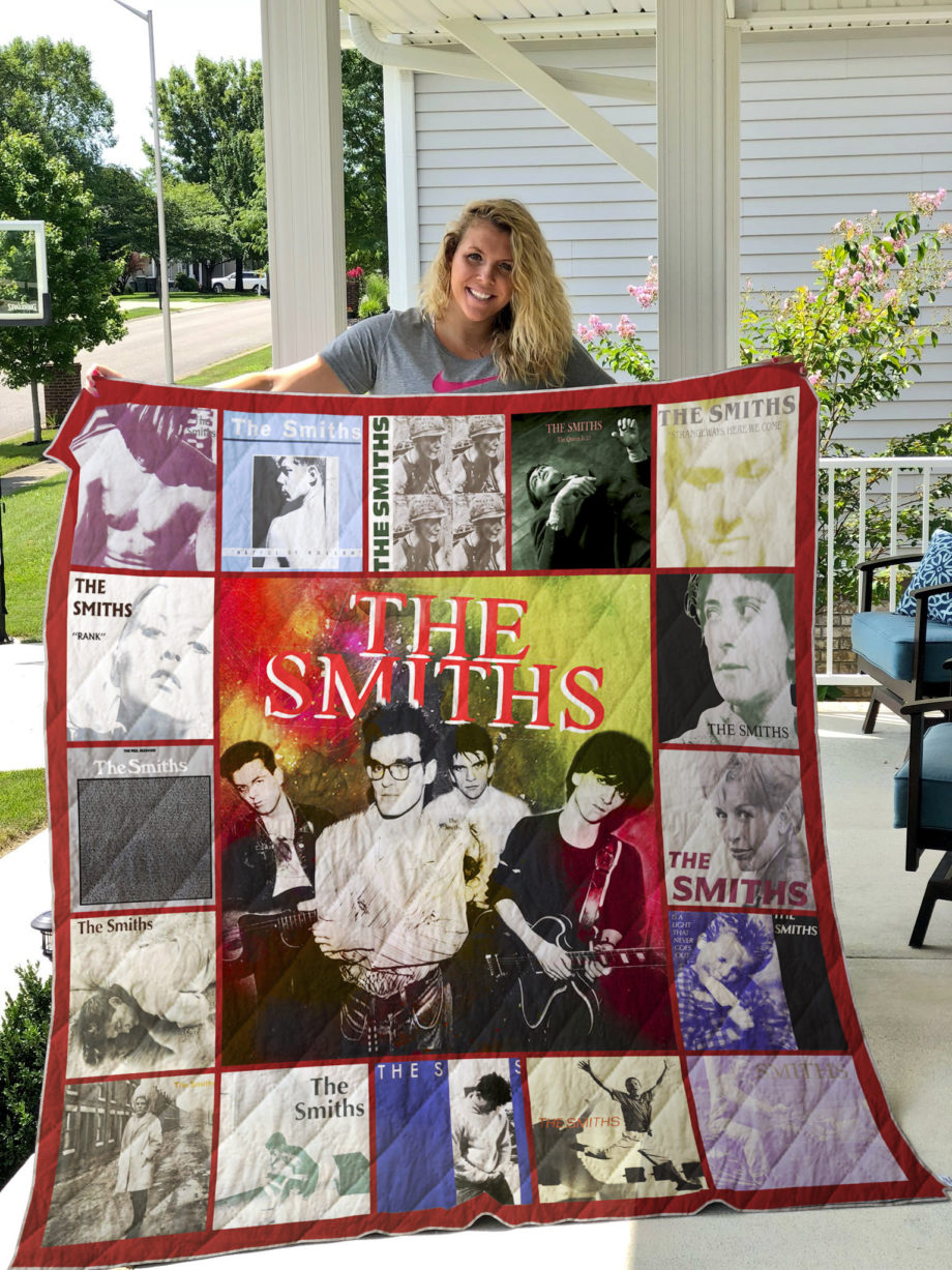 The Smiths Style 2 Quilt Blanket