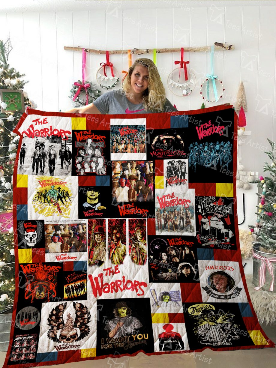 The Warriors Quilt Blanket 02012