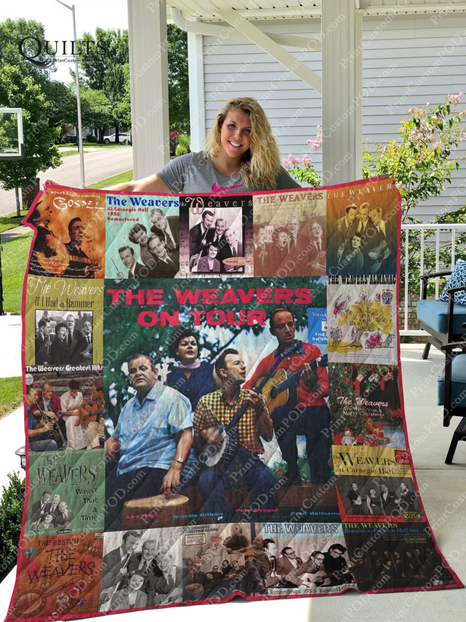 The Weavers Albums Quilt Blanket For Fans Ver 17