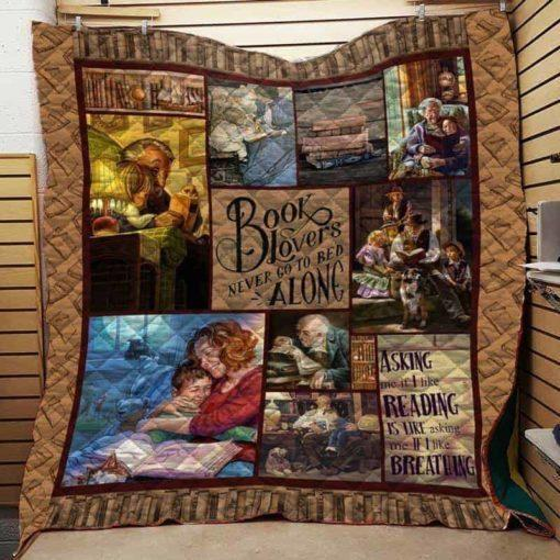 Book Lover Quilt