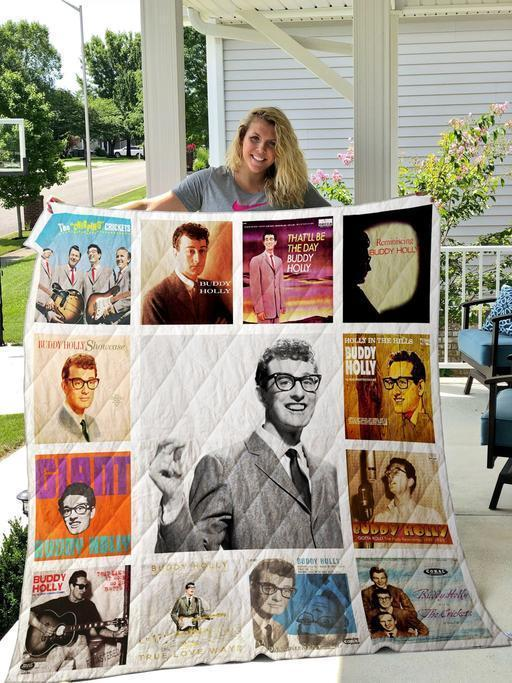 Buddy Holly Quilt
