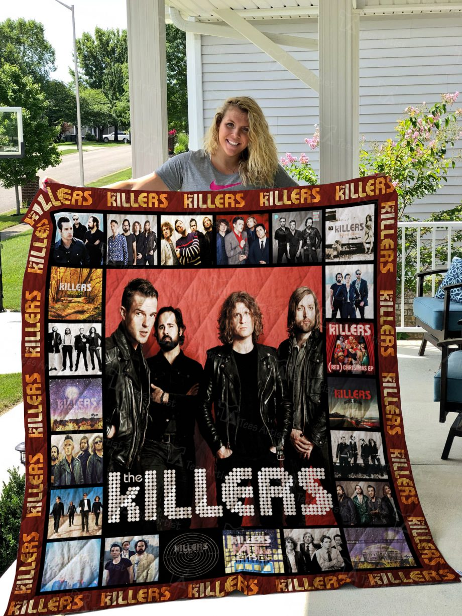 The Killers Quilt 02444