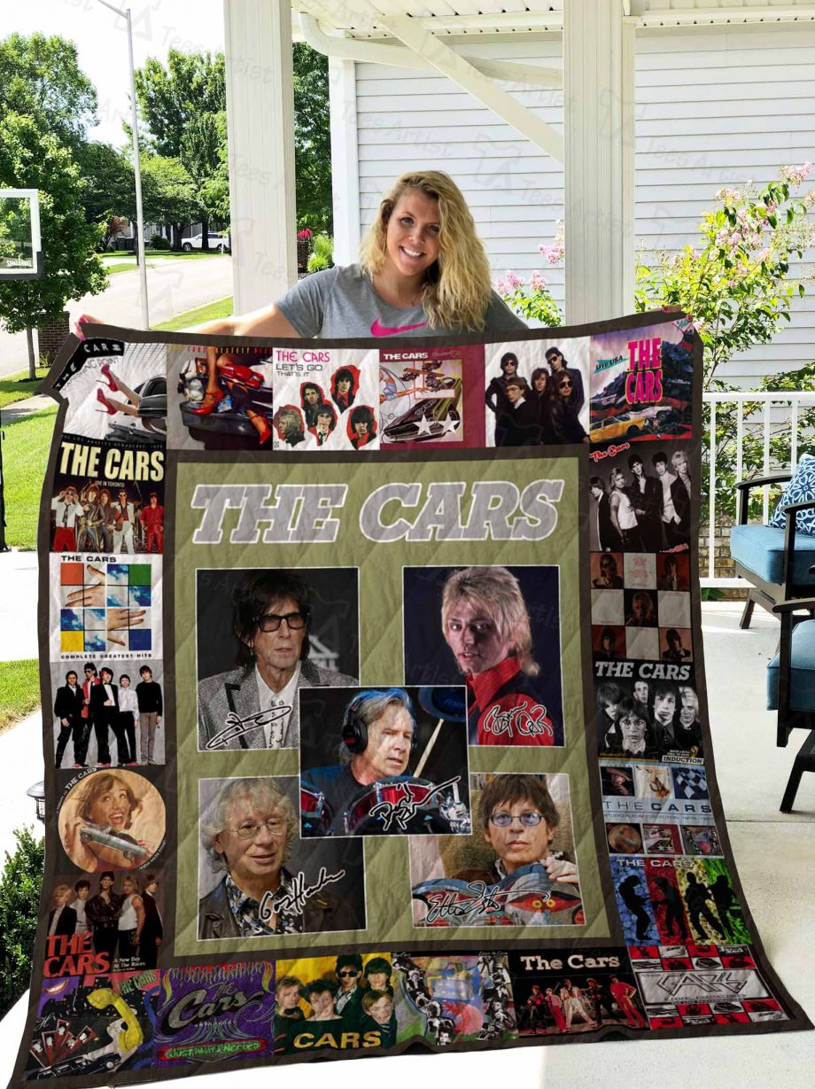 The Cars Quilt Blanket 02709