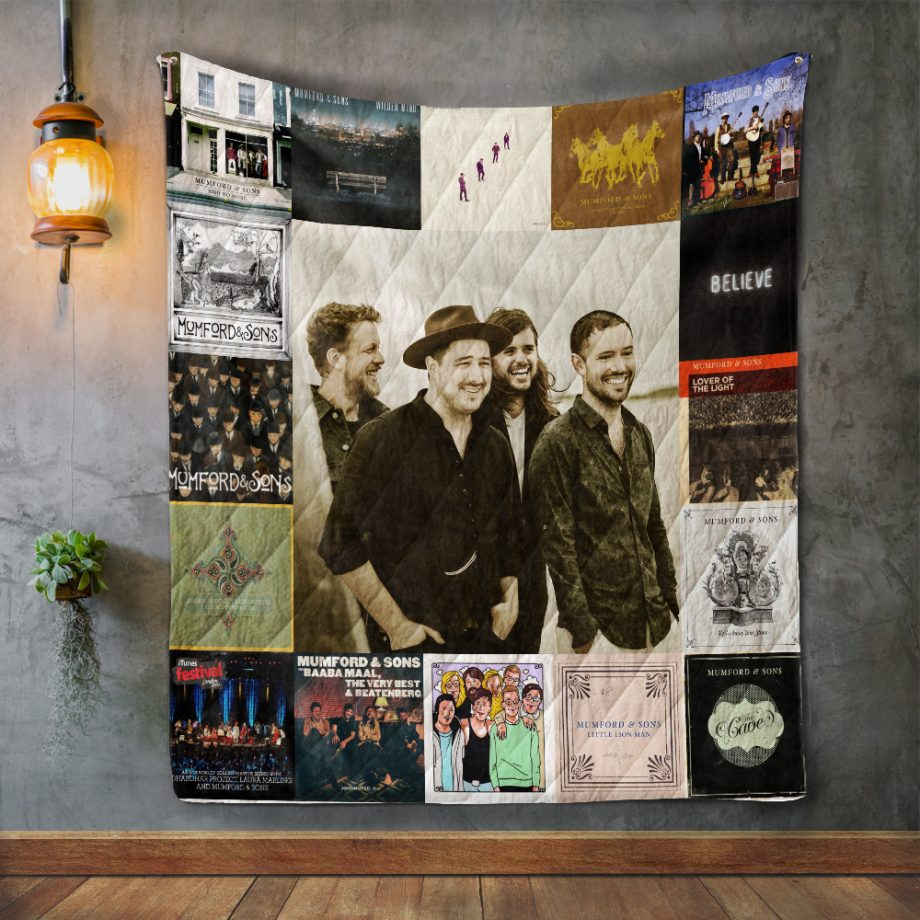 Mumford KP038 Sons Style 2 Quilt Blanket