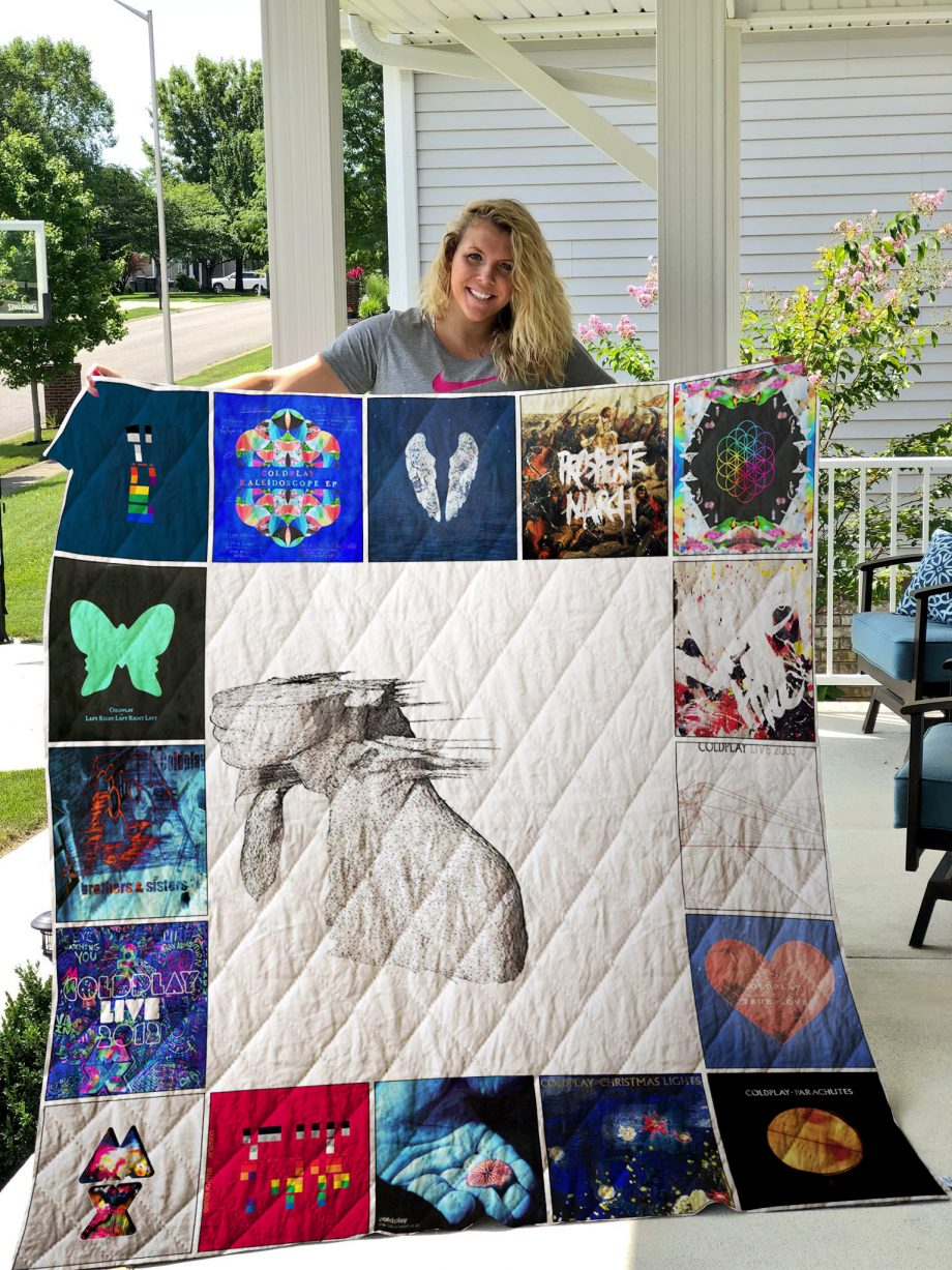 Coldplay Quilt Blanket 01203