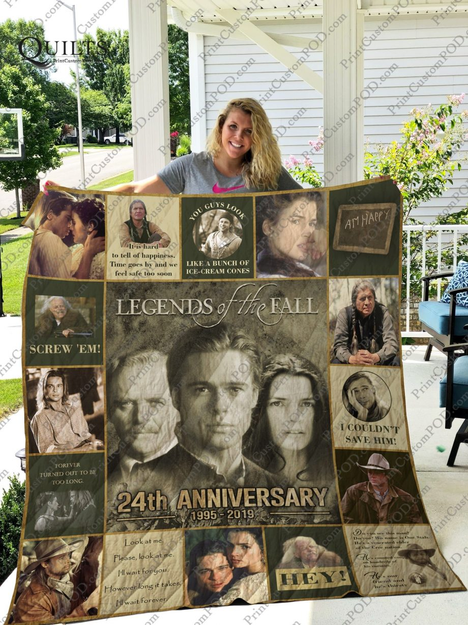 Mofi KP8211 Legends Of The Fall Quilt Blanket For Fans Ver 17-1