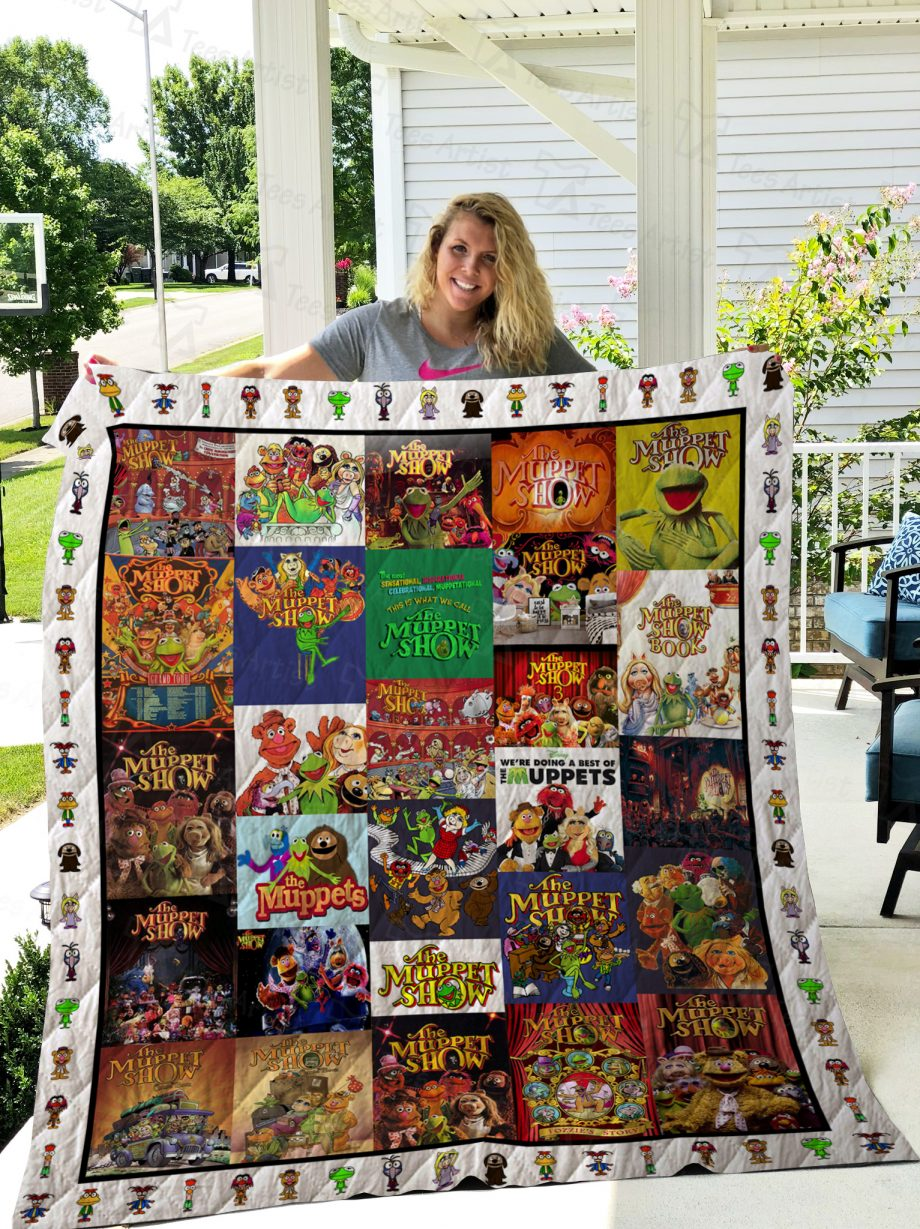 The Muppet Show Quilt 02440