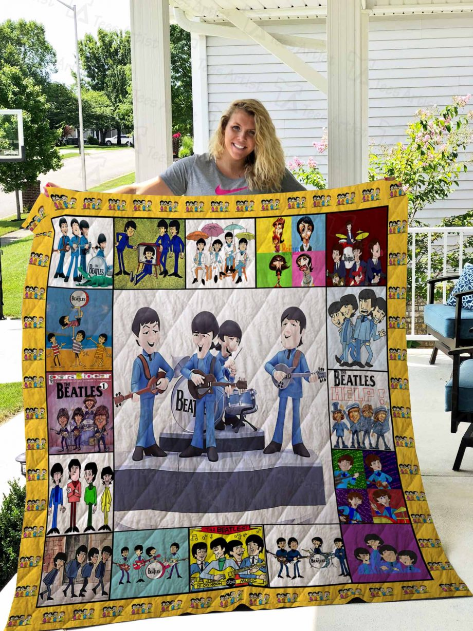 The Beatles Quilt 02496