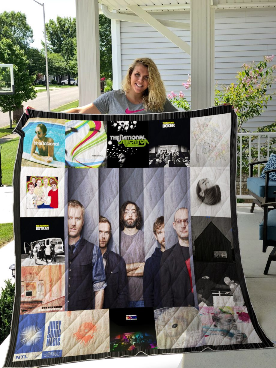 The National  Quilt Blanket