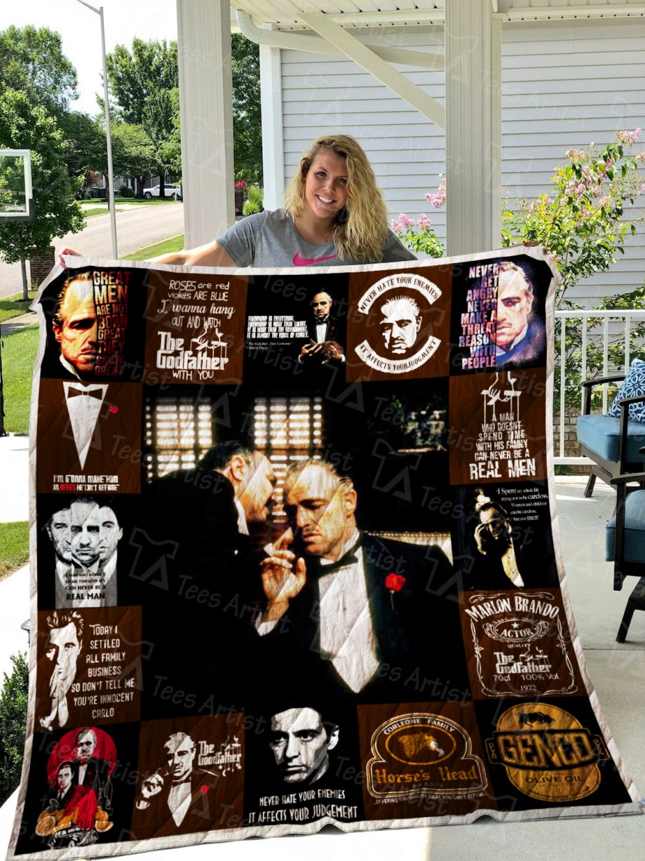 Godfather Quilt Blanket 01190