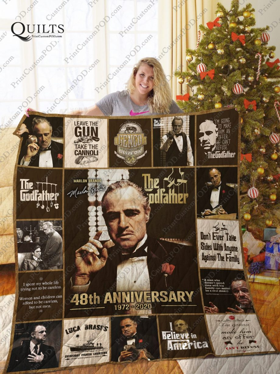 Mofi-The Godfather Quilt Blanket