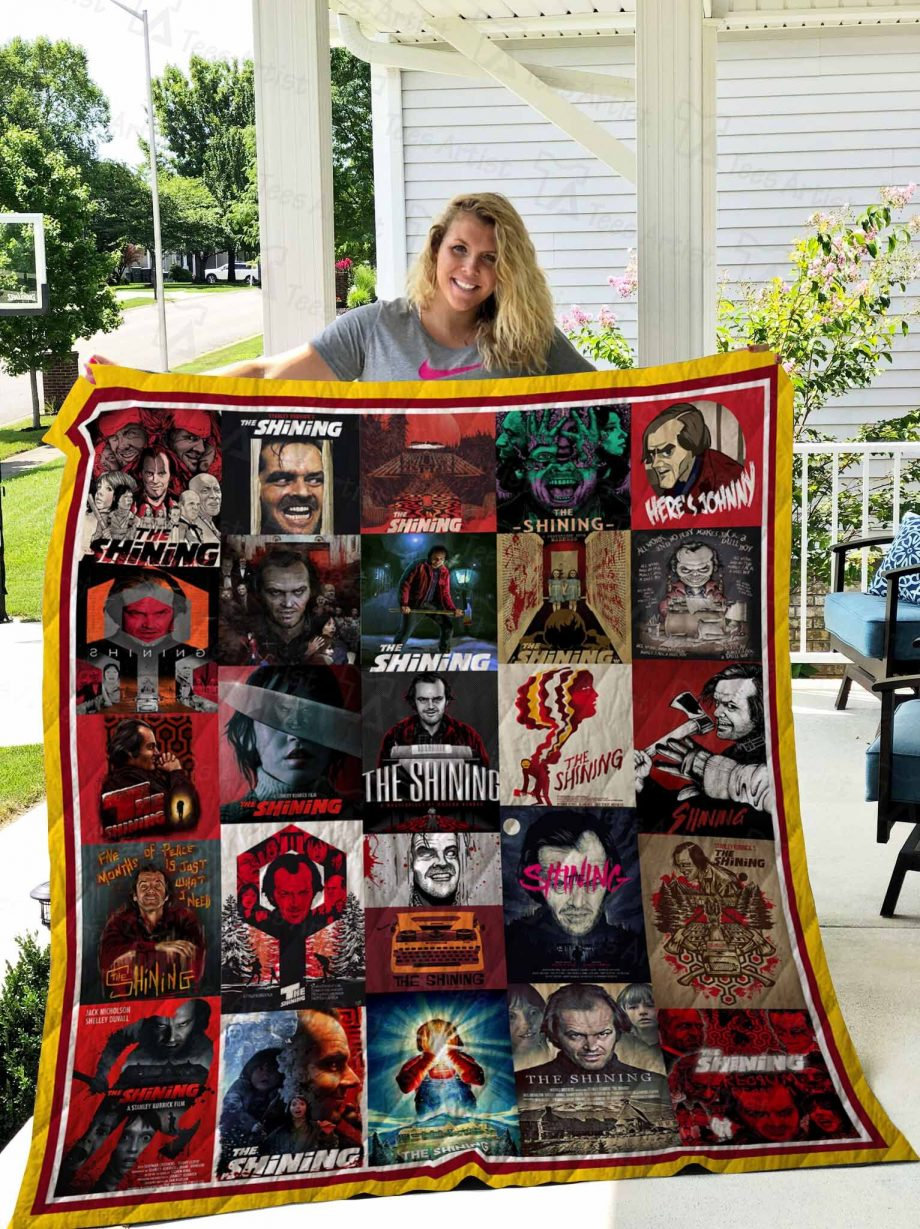 The Shining Quilt Blanket 02531