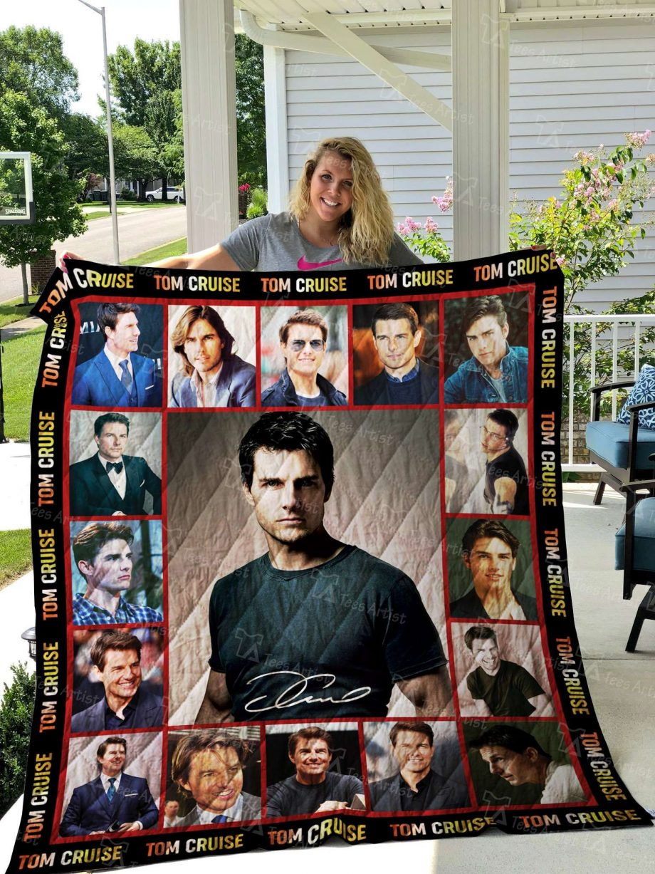 Tom Cruise Quilt Blanket 025542