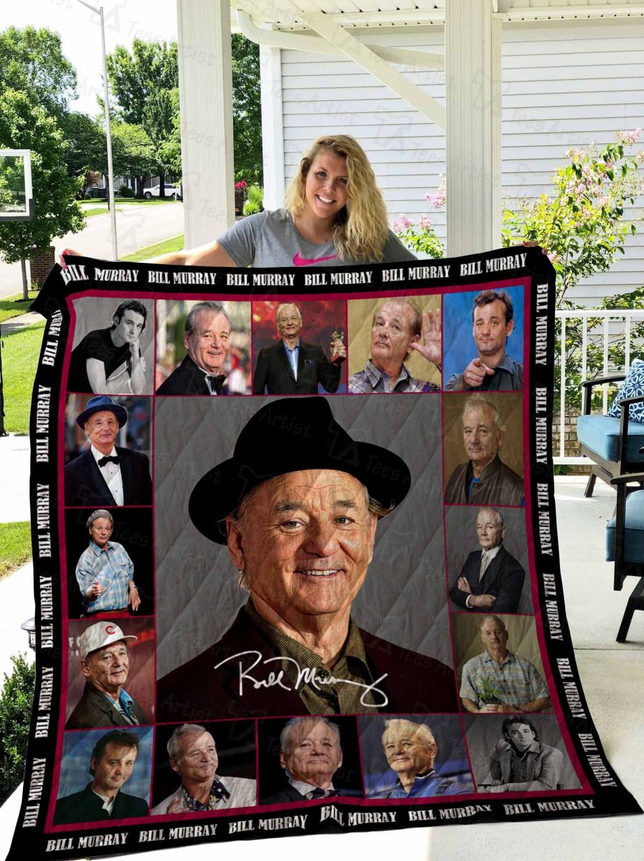 Bill Murray Quilt Blanket 02561