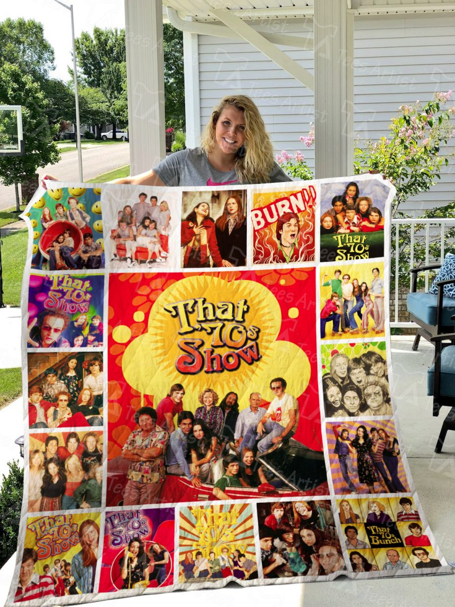 That 70s Show Quilt Blanket 0785
