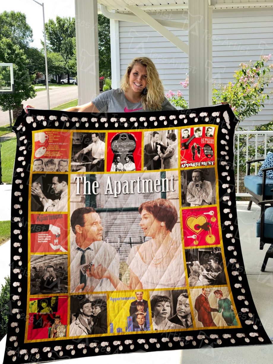 The Apartment Quilt Blanket 01530