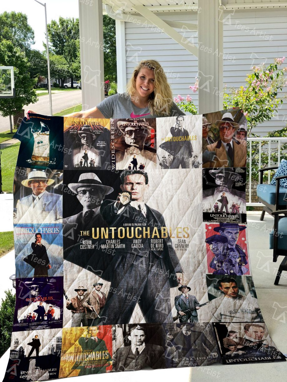 The Untouchables Quilt Blanket 01049